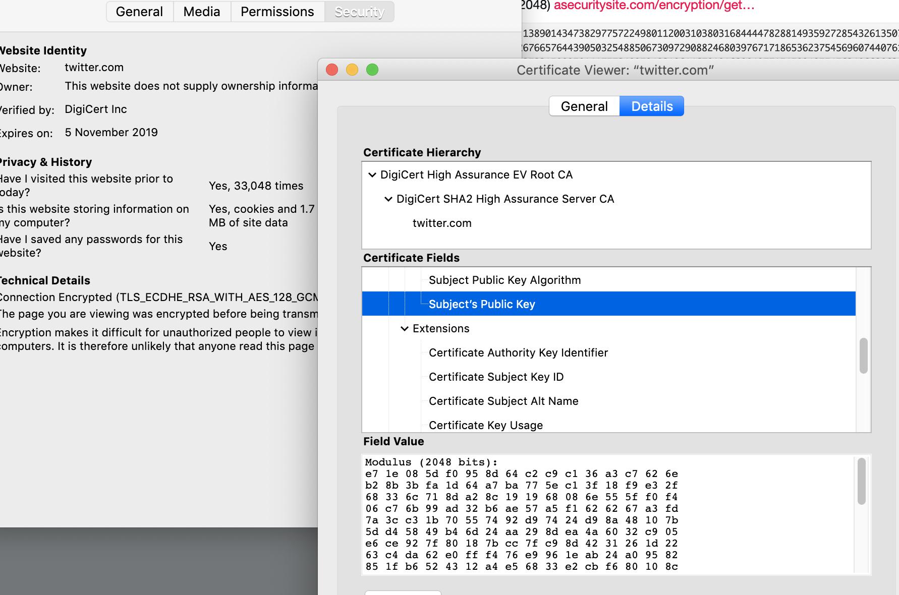 generating rsa private key 1024 bit long modulus